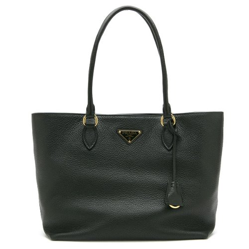 PRADA 1BG159 VITELLO PHENIX NERO