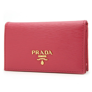 PRADA 1MC122 VITELLO MOVE PEONIA