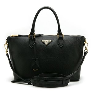 PRADA 1BA104 VITELLO PHENIX NERO(OOW)